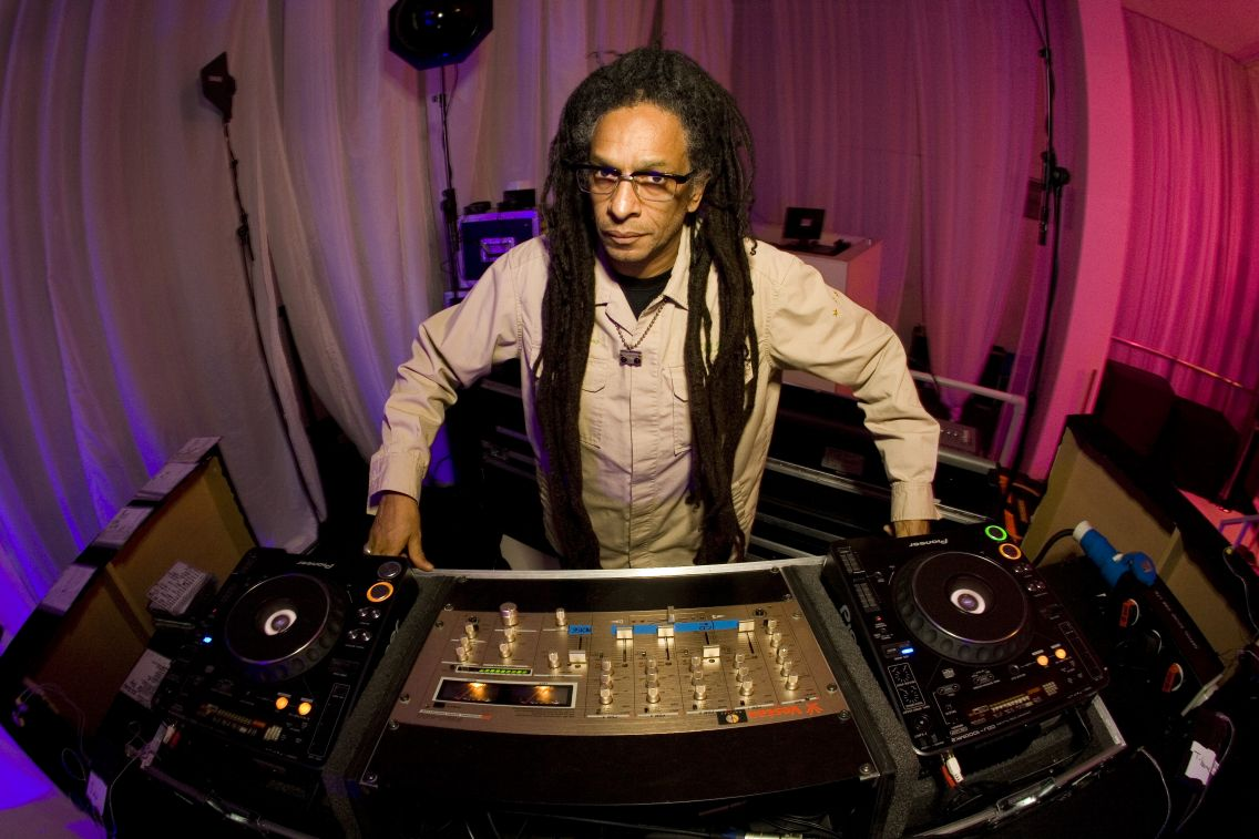 Don Letts DJ, filmmaker and broadcaster