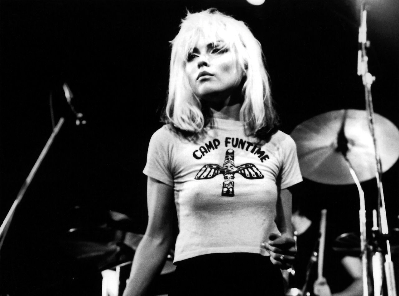 Debbie Harry Camp Funtime