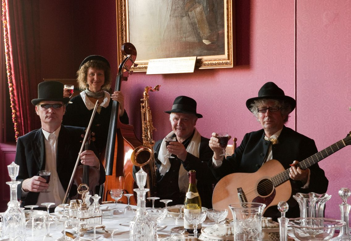 Little Rumba at The Judge's Lodging Presteigne © Alex Ramsay
